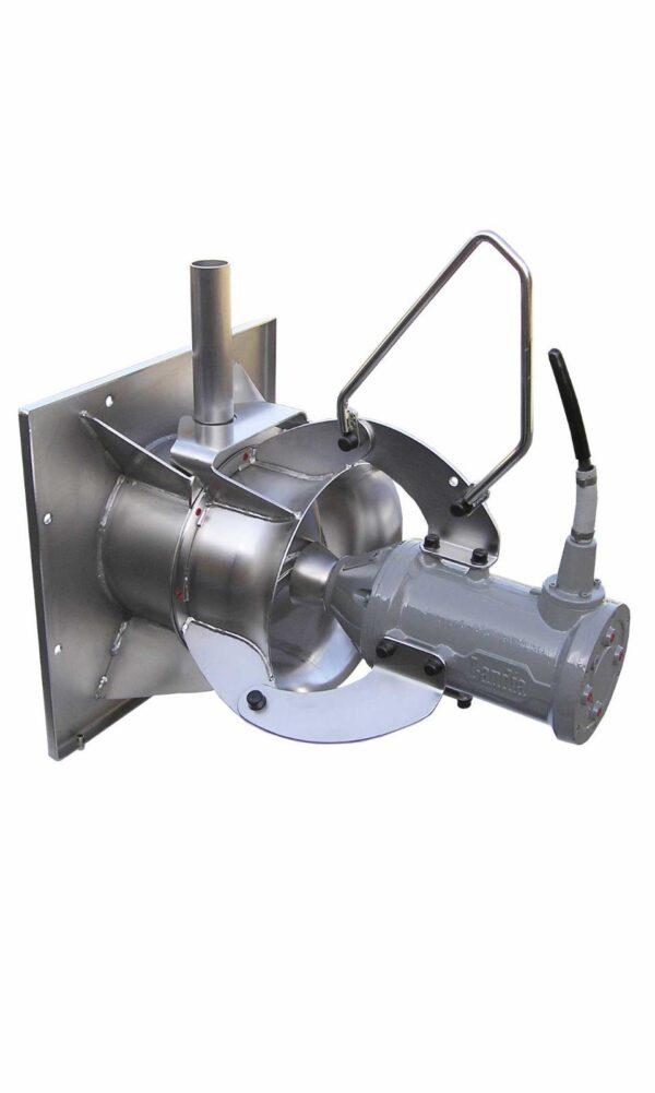 Bomba de recirculación AXD-I